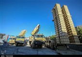 Iran Uses Homegrown Missile Defense System in War Game