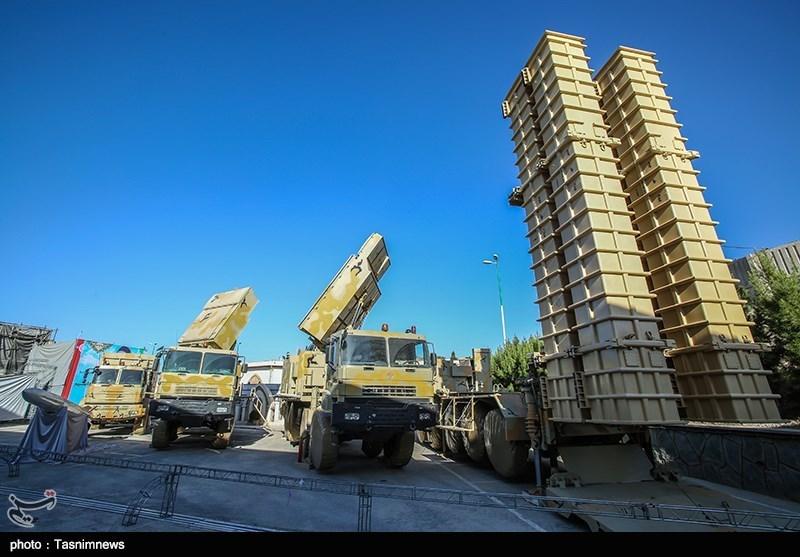 سامانه پدافندی ایرانی «باور 373» امروز با اهداف دور ایستا مقابله میکند