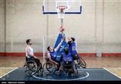 برتری تیم بسکتبال با ویلچر ایران مقابل تایلند در دیدار تدارکاتی