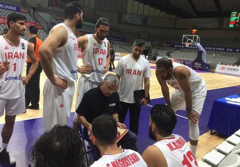 تورنمنت بسکتبال پیک| پیروزی ایران مقابل نیجریه در دیدار نخست