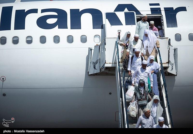 حج تمتع 98| 90 درصد حجاج ایرانی به کشور بازگشتند