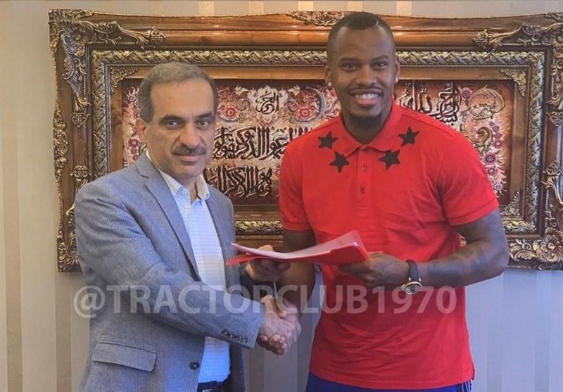 پیوستن گرانترین بازیکن تاریخ لیگ برتر ایران به تراکتور بدون اعلام رقم قرارداد!
