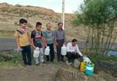 پای حرف اهالی مرزنشین| رئیس جمهور اگر میخواهد محرومیت را ببیند به ارشق بیاید/ صفهای طولانی برای یک جرعه آب