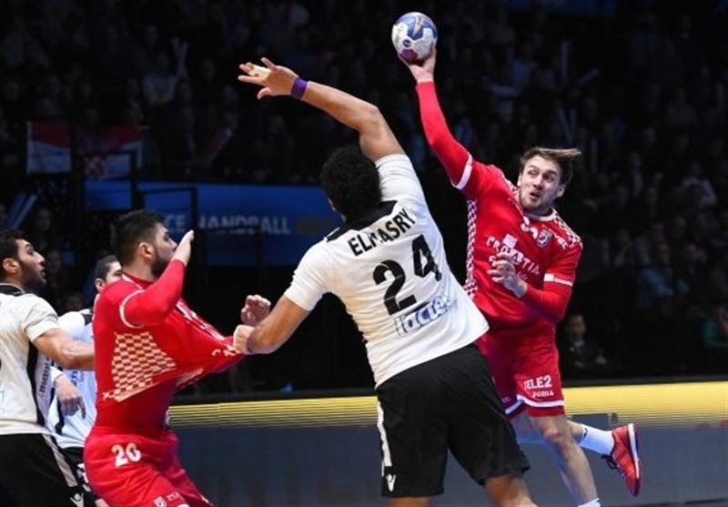 Iranian Referee Couple Invited to Handball Test Event for Tokyo 2020