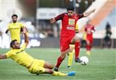 لیگ برتر فوتبال| پرسپولیس و پارسجنوبی با تساوی به رختکن رفتند