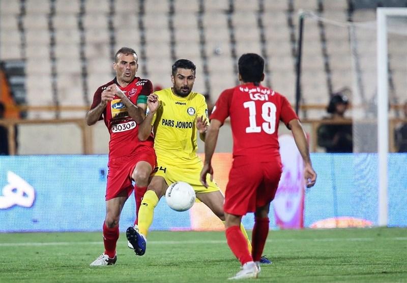 حسینی: امیدوارم سختگیری در اجرای قوانین فقط برای پرسپولیس نباشد/ فشار زیادی روی بازیکنان است