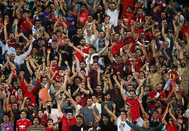 شکایت اداره کل ورزش آذربایجان شرقی از هواداران پرسپولیس + سند