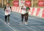 دوومیدانی قهرمانی کشور بانوان  قهرمانی دانشگاه آزاد خرمآباد و شکسته شدن 6 رکورد