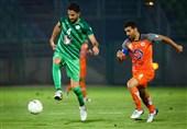 اصفهان| محمدی: بهتر از تراکتور بازی کردیم و مستحق پیروزی بودیم