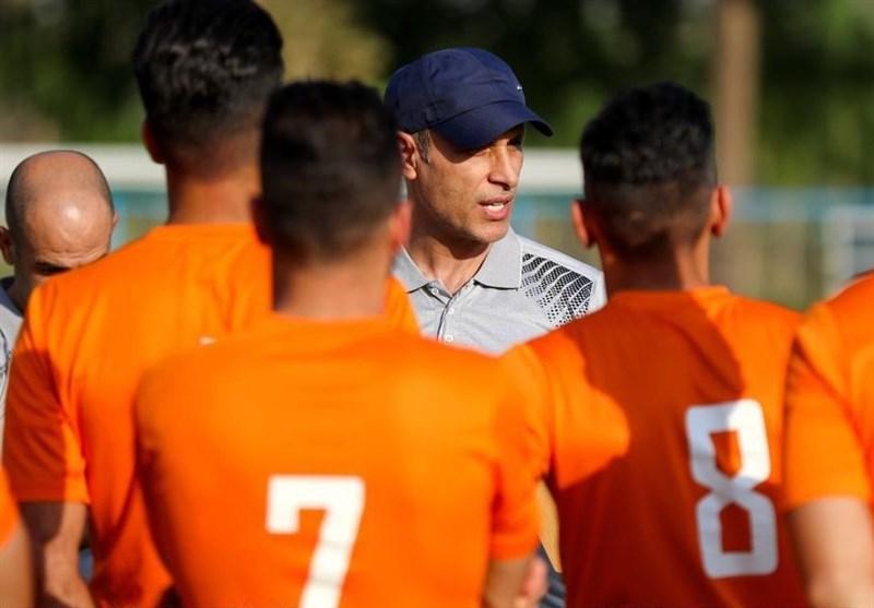 تبریز  گلمحمدی: برخی تیمها هزینههای هنگفتی کردند تا به قهرمانی برسند/ تا دقیقه 90 استرس داریم