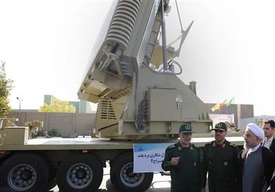 ایران میں جدیدترین دفاعی نظام ''باور373''کی رونمائی + تصاویر