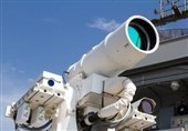 Iran Makes Advanced Laser Cannons