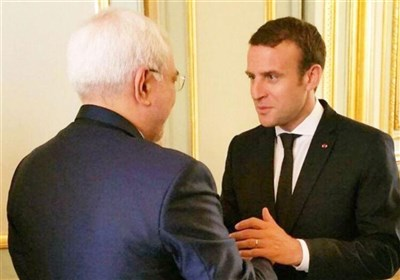 Zarif Holds 'Constructive' Talks with Macron