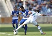 لیگ برتر فوتبال| ماشینسازی و استقلال با تساوی به رختکن رفتند