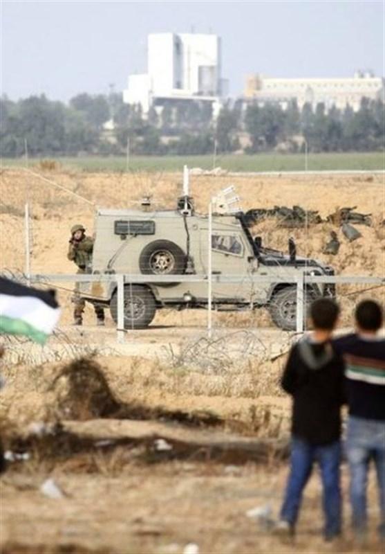 زخمی شدن 56 فلسطینی در جمعه لبیک یا مسجدالأقصی