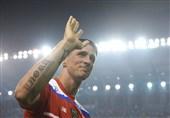 تورس با 6 گل خورده از فوتبال خداحافظی کرد + تصاویر