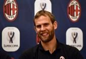 باشگاه میلان قرارداد استرینیچ را فسخ کرد