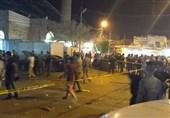39 مجروح در انفجار تروریستی در بابل عراق