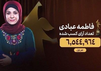 سیدة ایرانیة تفوز بجائزة برنامج المواهب بعرض مذهل