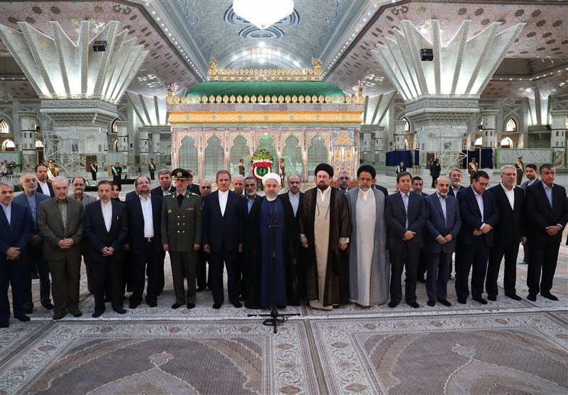 Iranians Will Disappoint Enemies: President Rouhani