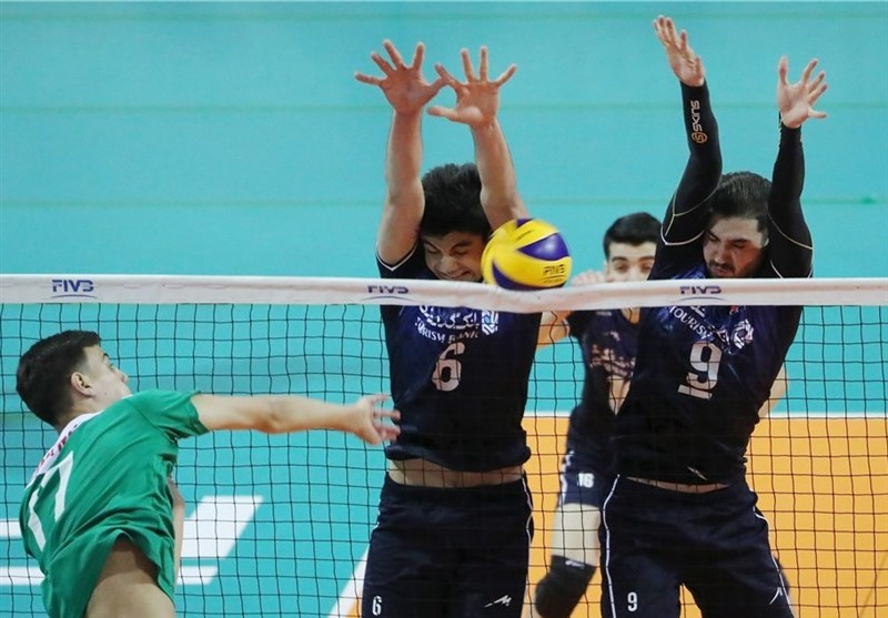 Iran Beats Colombia at FIVB Volleyball U-19 World C'ship