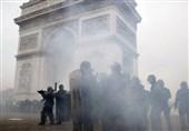 """فرانسه  مرگ 64 افسر پلیس بر اثر """"خودکشی"""""""