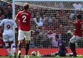 لیگ برتر انگلیس| ثبت اولین شکست منچستریونایتد در روز فرصتسوزی رشفورد/ برایتون بدون جهانبخش و 10 نفره باخت