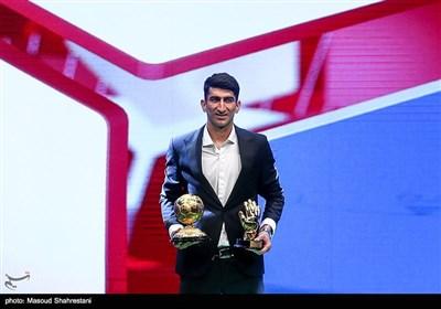 علیرضا بیرانوند بازیکن سال و بهترین دروازه بان فوتبال ایران در سال 98-97