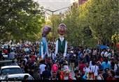 چهاردهمین جشنواره تئاتر خیابانی| تئاتر خیابانی مریوان به یک برند تبدیل شده است