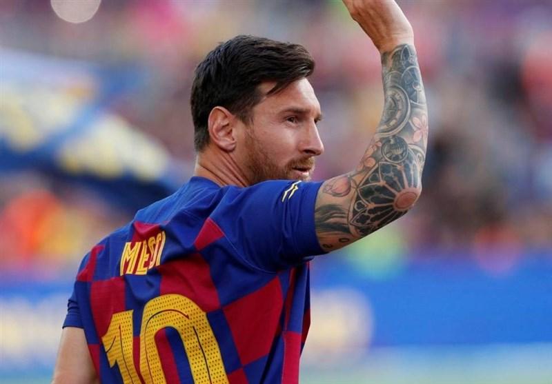 بارسلونا به دنبال تمدید قرارداد مسی به صورت مادامالعمر