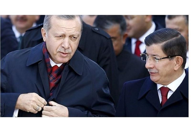 گزارش| پاسخ داوود اوغلو به تهدیدات اردوغان