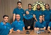دانشجویان شریف در مسابقات انجمن هوانوردی و فضانوردی آمریکا اول شدند