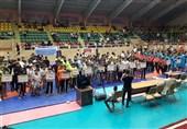 المپیاد استعدادهای برتر ورزش کشتی فرنگی در اردبیل آغاز شد