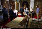 نمایشگاه ملی «فرش ماشینی» در کاشان برگزار میشود