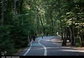 مسیرهای منتهی به تفرجگاههای گرگان در روز طبیعت بسته است