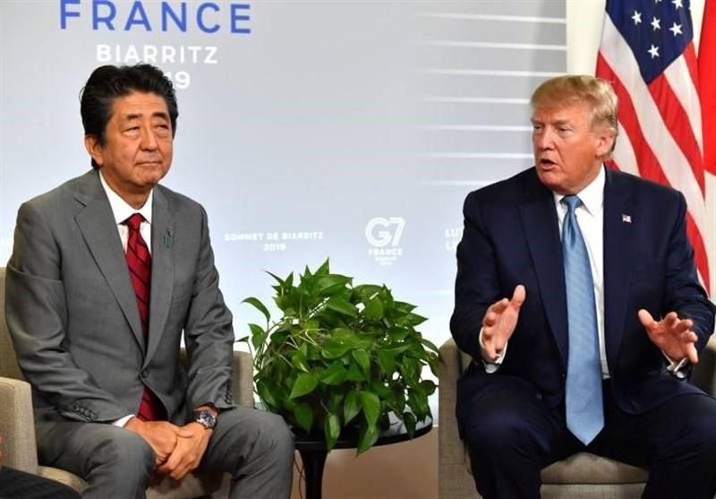 ترامپ: مانورهای مشترک با کره جنوبی دور ریختن پول است
