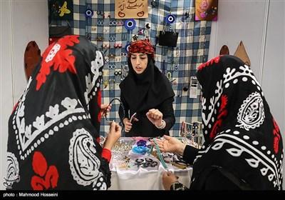 افتتاح نمایشگاه کسب و کارهای بازنشستگان نیروهای مسلح