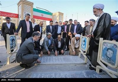 سفر وزیر فرهنگ و ارشاد اسلامی به اصفهان