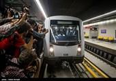تهران| یک کیلومتر دیگر از خط شش مترو افتتاح شد
