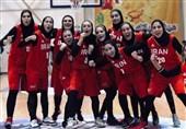 نخستین مدال بسکتبال بانوان در اردن به دست آمد