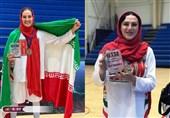 بانوان بسکتبال ایران در میان برترینهای مسابقات غرب آسیا
