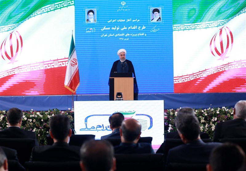 President: Key to Thaw in Iran-US Ties in Washington's Hands