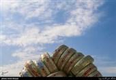 کشف 7 هزار حلقه لاستیک قاچاق و احتکار شده توسط سازمان اطلاعات سپاه خوزستان