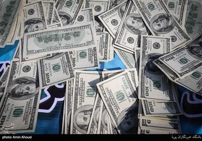 تهران| کشف ۳ هزار قطعه دلار تقلبی