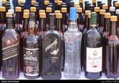 550 قوطی مشروبات الکلی در قشم کشف شد