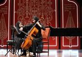 پایان کار کلاسیک نوازان در جشنواره ملی موسیقی جوان