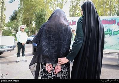 طرح رعد ۲۸ پلیس تهران