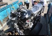 افزایش 25 درصدی فوتی راکبان موتورسیکلت در مازندران