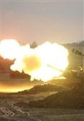 حملات توپخانهای رژیم صهیونیستی به یک مقر مقاومت در غزه