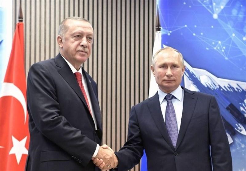 پوتین و اردوغان هفته آینده دیدار میکنند